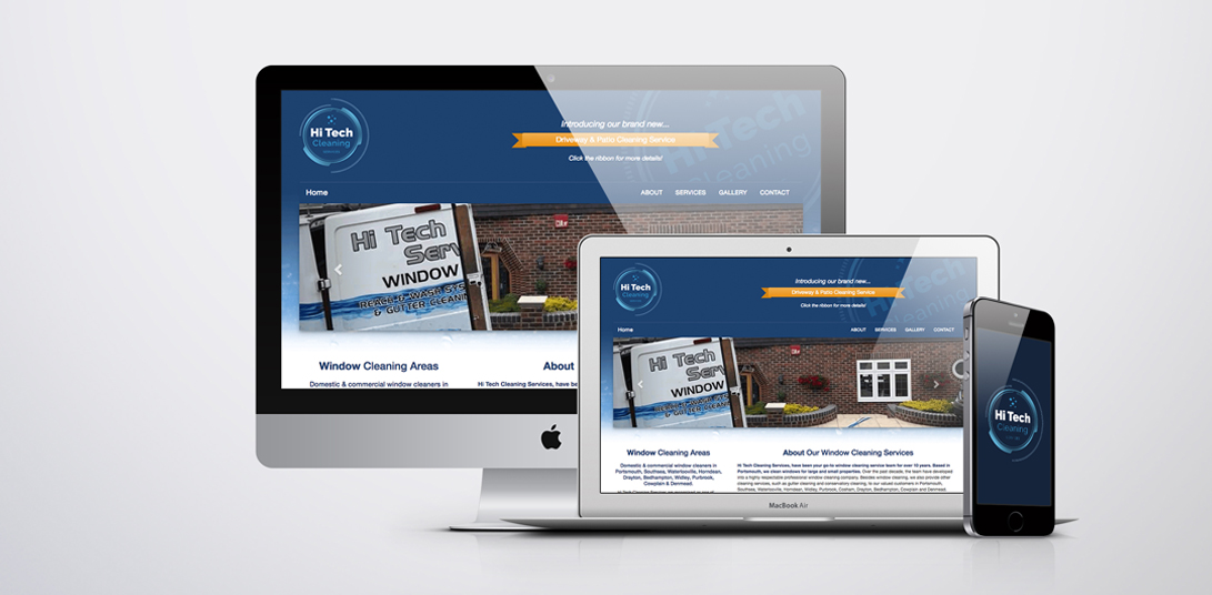 Horndean Graphics Web SEO service brochure printing